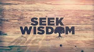 Wisdom on the Corner
