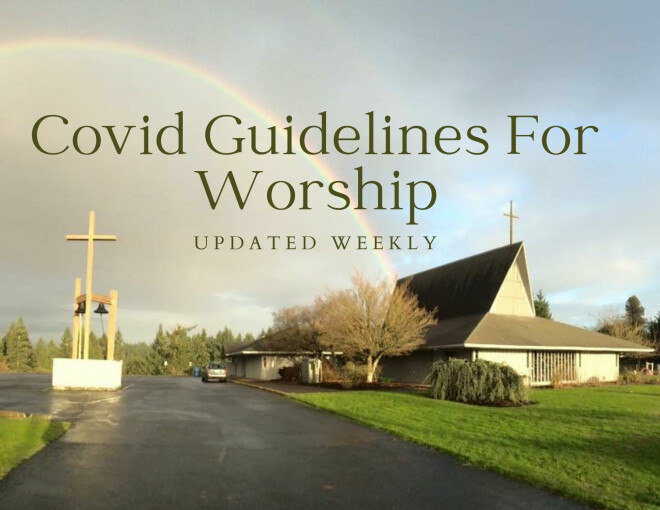 Covid Guidelines for Worship